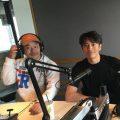 伊勢谷友介さんDJのラジオ番組に出演しました!